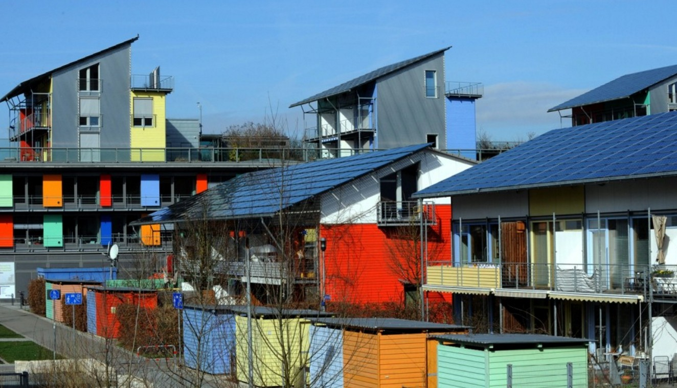 The Solar Village is the first community in the world to produce 4x more energy than it uses | Minds