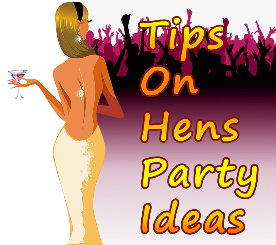 Hens Party Sydney - Magazine cover