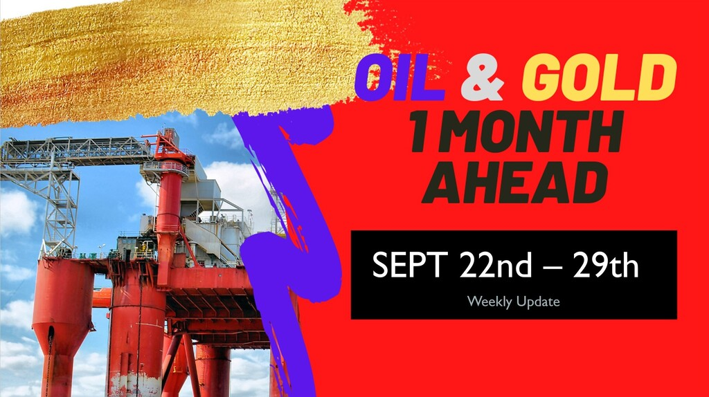 OIL & GOLD Astro- Forecast until October 21st 2020