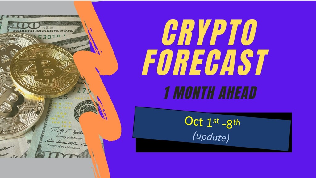Crypto market prediction until November 1st