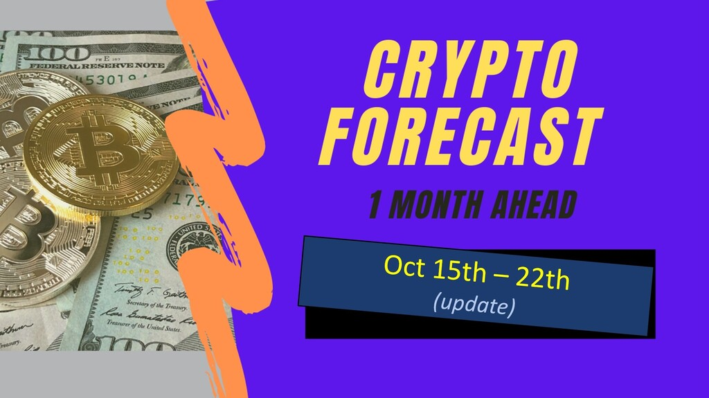 Crypto forecast until November 15th 2020
