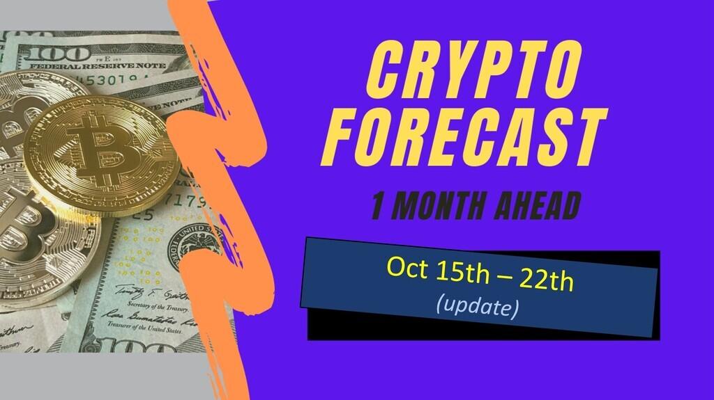 Crypto forecast until November 15th 2020