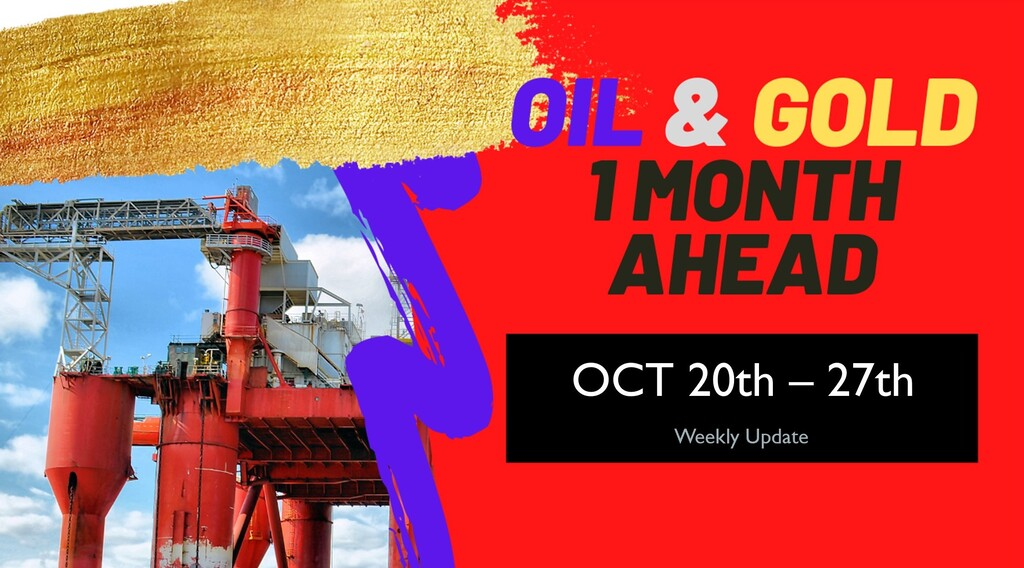 OIL & GOLD Astro- Forecast until November 20th 2020