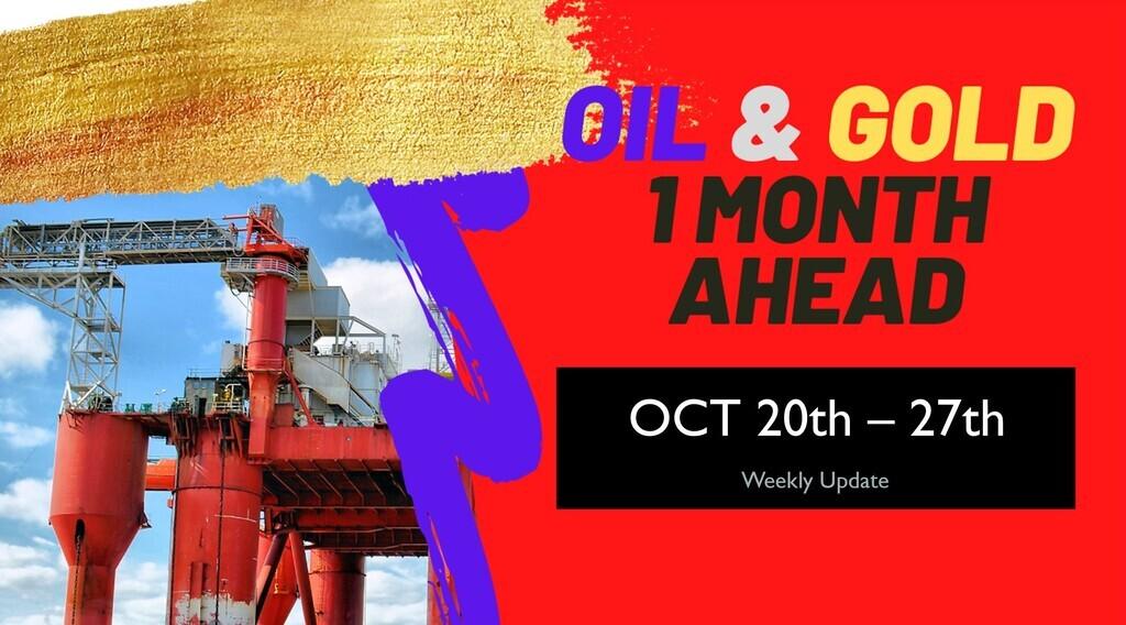 OIL & GOLD Astro- Forecast until November 20th 2020