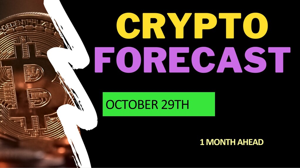 Crypto forecast until November 29th 2020