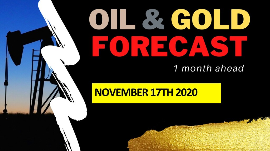 OIL & GOLD Astro- Forecast until December 17th 2020