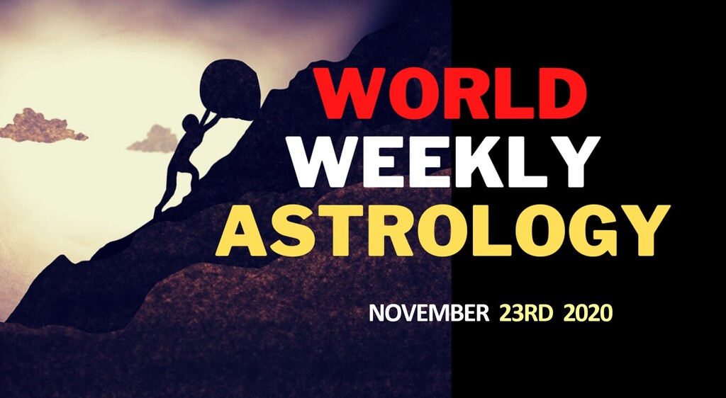 World weekly Astrology Nov 23-29th Defining your lines