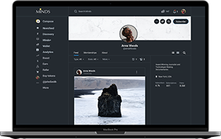 Minds Channel - Web